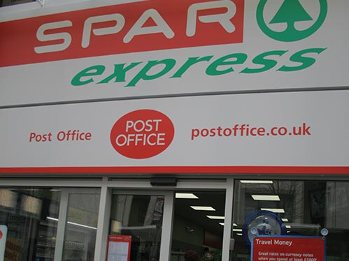 post office fit out
