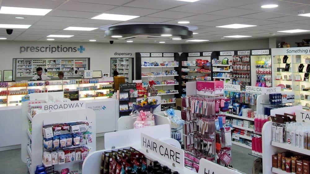 pharmacy designers
