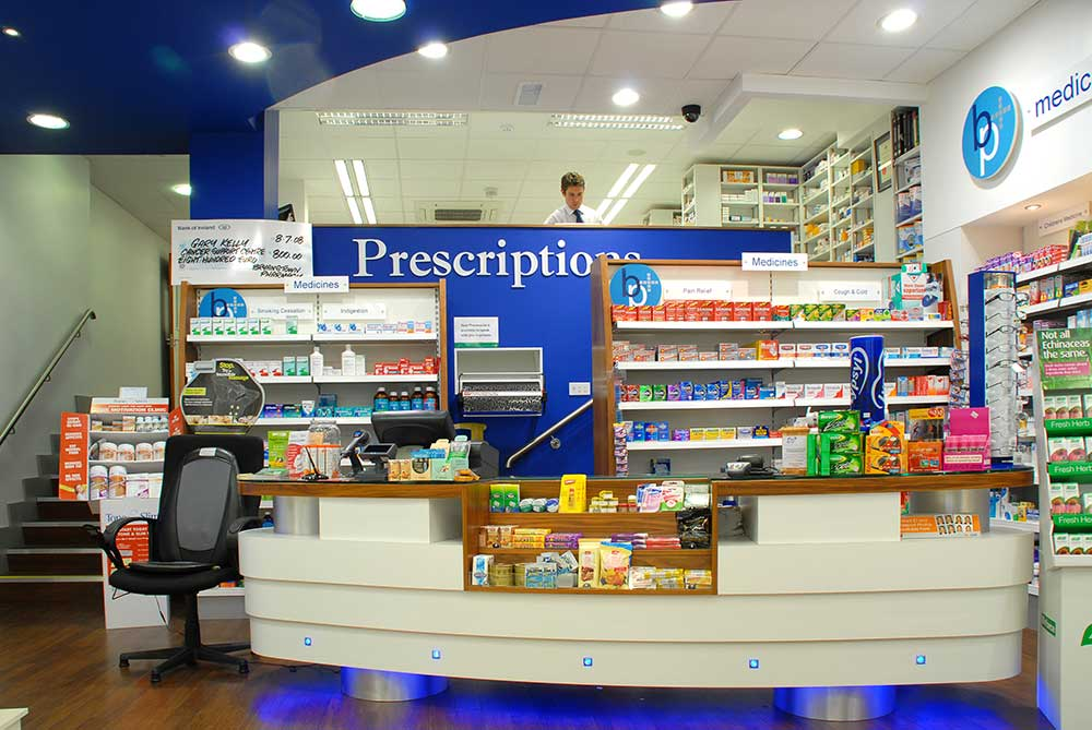 shopfitters Ireland