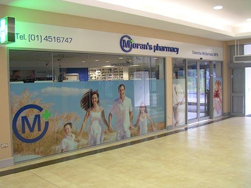 Pharmacy Shopfitters - Ireland