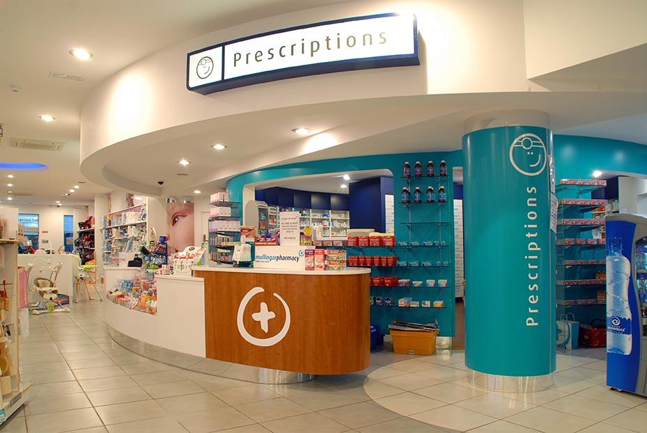 Pharmacy Shopfitters