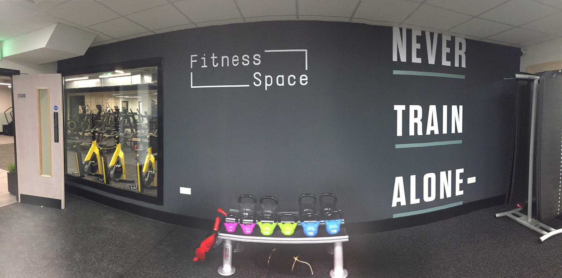 gym fit out