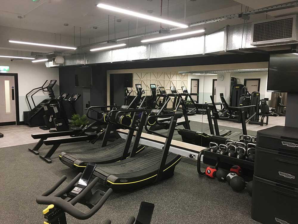 gym fitout